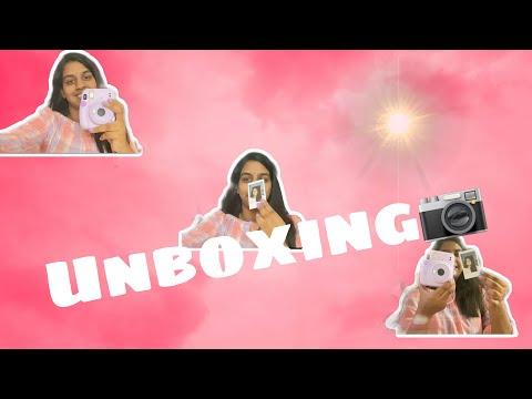 Fuji film instax mini11 unboxing 📷 || RAWW RO