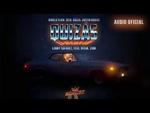 Quizás - Rich Music, Sech, Dalex ft. Justin Quiles, Wisin, Zion, Lenny Tavarez, Feid (Audio Oficial)