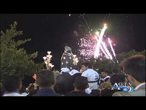 Domani la prima processione di San Calogero