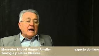 Monseñor Miguel Huguet | ¿Dedicar tiempo a pensar y reflexionar?