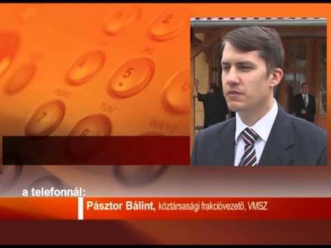 Híradó - Štefan Füle Pásztor Bálinttal tárgyalt-cover