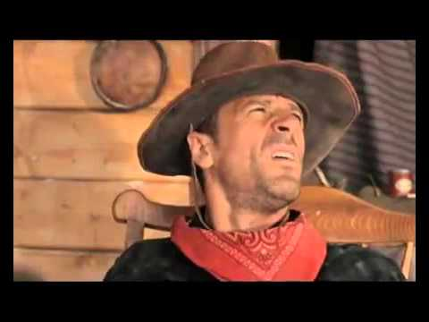 Serano Flavoured Nuts Cowboy Commercial - Barbeque Flavour