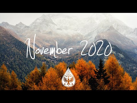 Indie/Pop/Folk Compilation - November 2020 (1½-Hour Playlist)