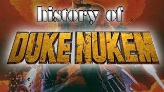 История игры Duke Nukem (1991-2011)
