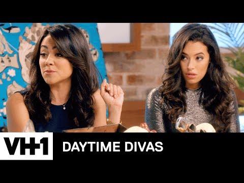 Nina Calls Out Anna On Air   Daytime Divas