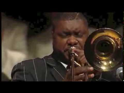 Wycliffe Gordon – Trombone Legend with Cory Band & Robert Childs