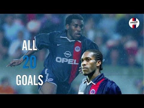 Jay-Jay Okocha - All 20 Goals for PSG - HD