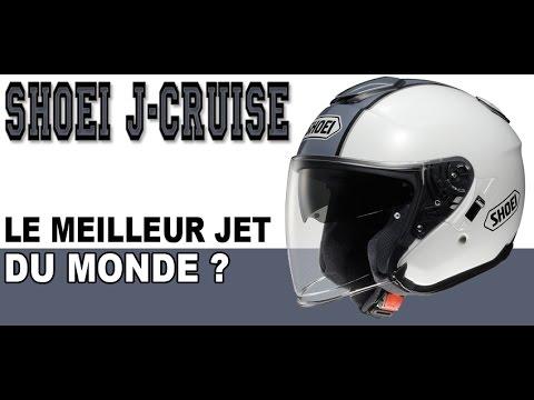 Casque Jet Shoei J-Cruise - Centrale-du-casque.com