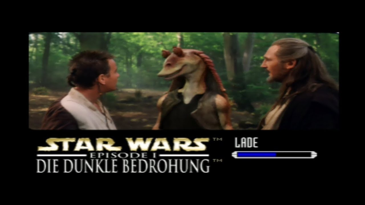Star Wars Episode 1 – Level 2: Sumpf von Naboo (PSX)