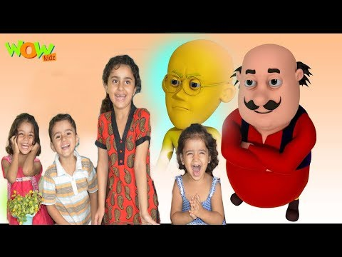 Video Machhliyon Ki Azadi - Motu Patlu in Hindi - Pakistani Kids Reaction download in MP3, 3GP, MP4, WEBM, AVI, FLV January 2017
