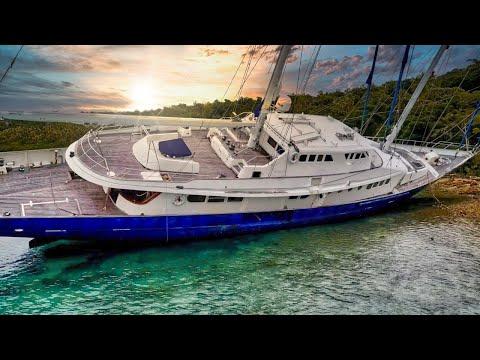How Did this Mega Yacht End Up Here?_A héten feltöltött legjobb vitorlázás videók