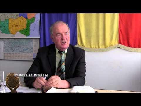 Emisiunea Undeva în Prahova – comuna Cerașu – 15 martie 2015