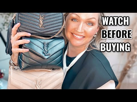 Watch this before you buy YSL Bag|Comparisons, Mod Shots and What fits inside