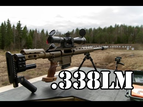 .338 lapua rifles - Stuff on this rifle: Schmidt & Bender PMII 5-25x56 Era Tac QD onepiece scope mount. Atlas Bipod Nill pistolgrip Ase Utra SL7-BL Suppressor/Silencer Eliseo RT...