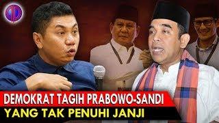 Video Memanass! Demokrat Tagih Prabowo-Sandi yang Tak Penuhi Janji MP3, 3GP, MP4, WEBM, AVI, FLV November 2018