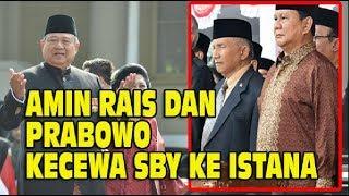 Video SBY dan Yusril Merapat ke Istana, Prabowo Hingga Amien Malah Kumpul di UBK MP3, 3GP, MP4, WEBM, AVI, FLV November 2017