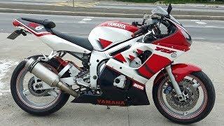 6. Rodolfinho da Z- Testando Yamaha Yzf R6 2000.