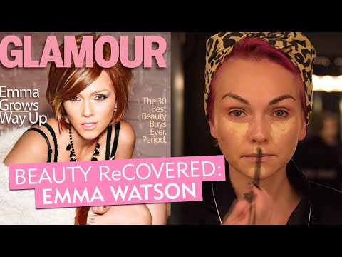 Emma Watson's Neutral Smoky Eye–Glamour's Beauty ReCovered with Kandee Johnson–Makeup Tricks
