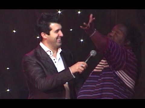 Scary Magic Trick - Comedy Hypnosis Show
