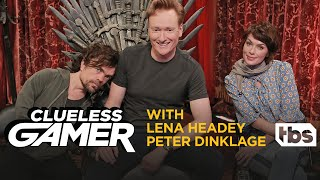 Watch some Game of Thrones stars play Overwatch with Conan