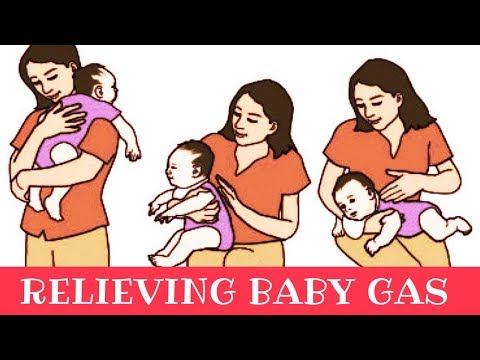 How To Relieve Gas Pains In Newborns - Natural Solutions For Treating Infant Gas