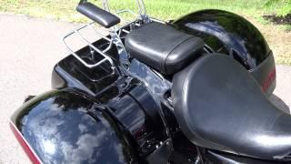 1. Honda Aero 750 w / factory Moto Trike kit