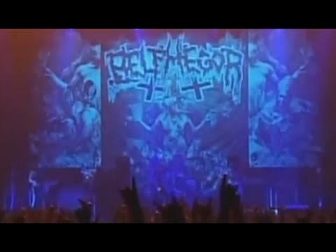 BELPHEGOR - Conjuring The Dead (live)