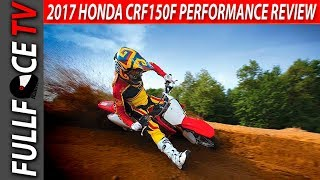 10. 2017 Honda CRF150R Review and Specs