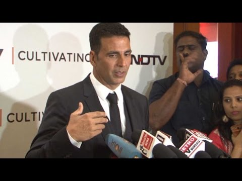 Akshay Kumar Stresses On Issues Faced By Farmers!