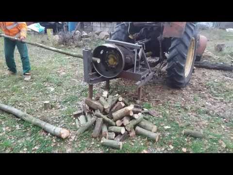 Polish Wood Chopper