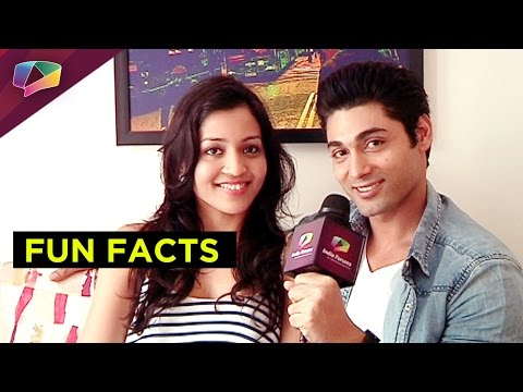 Ruslaan Mumtaz shares some fun facts of his life