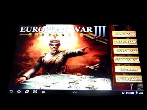 european war 3 android hack