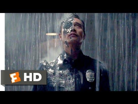 Terminator Genisys (2015) - Killing the T-1000 Scene (4/10) | Movieclips