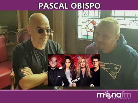 Pascal Obispo sur Mona FM