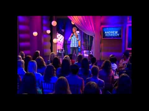 Andrew Kennedy Comedy Clips