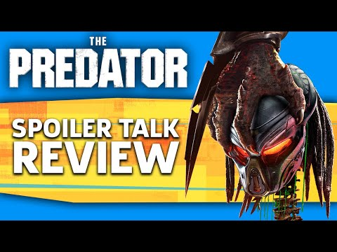 The Predator Spoiler Talk Review