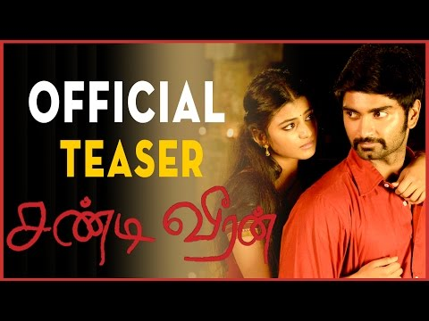 Chandi Veeran Teaser Video HD, Atharvaa, Anandi