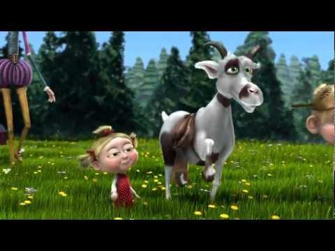 Kozí příběh se sýrem (2012) - HD teaser