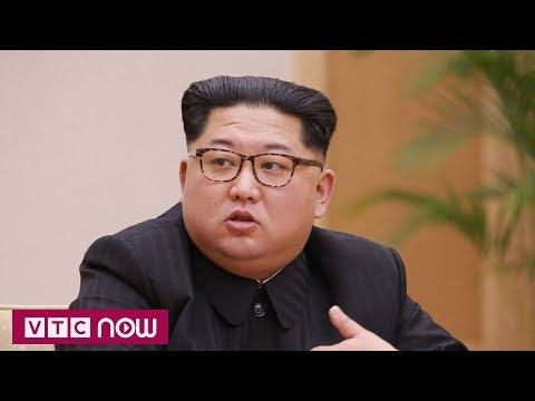 Ông Kim nói về triển vọng đối thoại với Mỹ | VTC1 - Thời lượng: 59 giây.