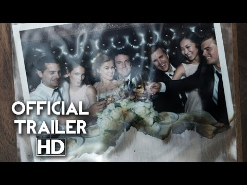 Gone Girl: Official Trailer [HD]