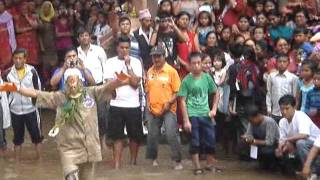 Gai jatra Dance on community