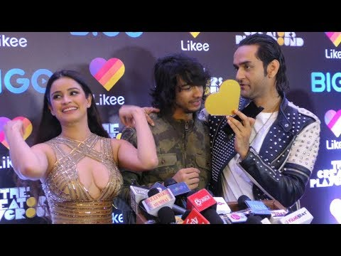 Vikas Gupta, Chetna Pandey & Shantanu Maheshwari Arrive At Digital Influencer Awards