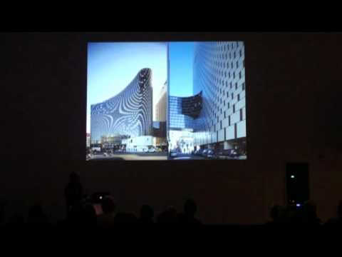 Lecture - Ben van Berkel, Rice University