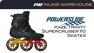Download Lagu 2017 Powerslide Kaze Trinity Supercruiser 110 Skates Review Mp3