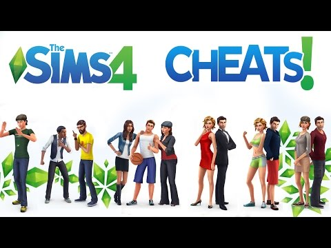 cheats - Learn how to use cheats in The Sims 4 and see them in action! Instagram! ▻ http://instagram.com/somewhatawesomerob Thanks for watching! Leave a Like if you e...