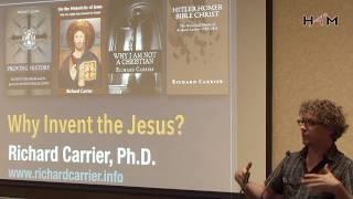 Video Why Invent the Jesus? • Richard Carrier Ph.D. MP3, 3GP, MP4, WEBM, AVI, FLV Juni 2019