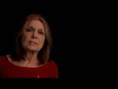 Gloria Steinem