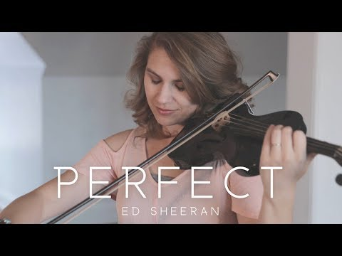 "Ed Sheeran  ""Perfect"" Cover by Taylor Davis"