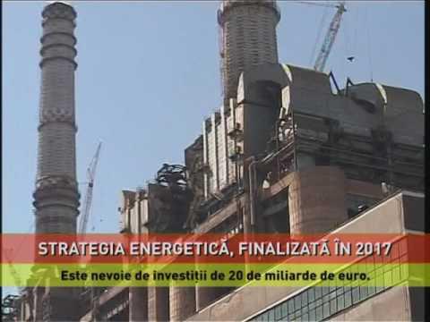 Strategia Energetică a României, în plan de finalizare spre sfârșitul anului