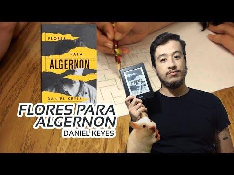 Flores para Algernon (Daniel Keyes) | Mil Páginas